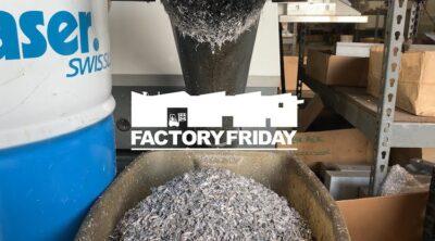 S&M Bikes Factory Friday CNC Machined