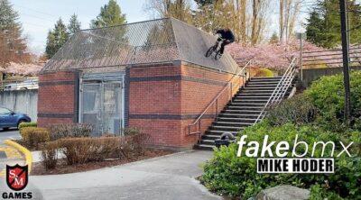 S&M BIkes Mike Hoder Fake BMX