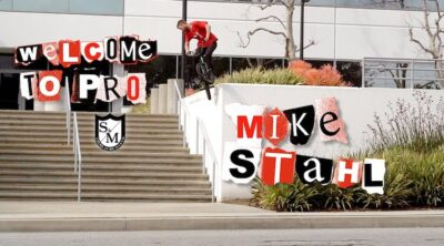 S&M Bikes Mike Stahl Welcome To Pro