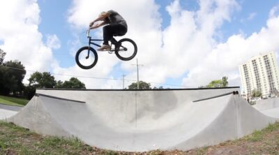 Tampa Bay Riders Year of the OX BMX video