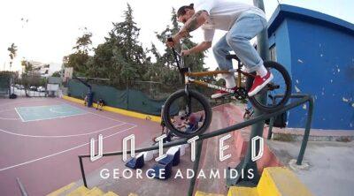 United BMX George Adamidis