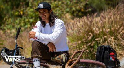 Vans BMX Julian Molina Welcome Video
