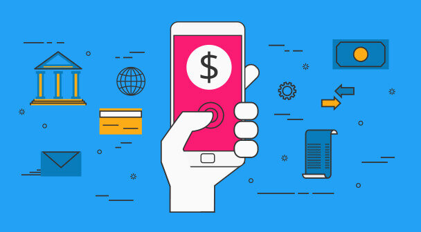Why should the financial industry's transfer digitally?