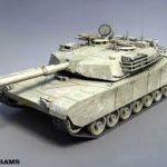 Abrams Tank2