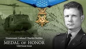 MEdal of Honor Charles Kettles Vietnam Army