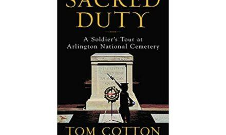 "Sen. Tom Cotton Arlington's ""Old Guard"""