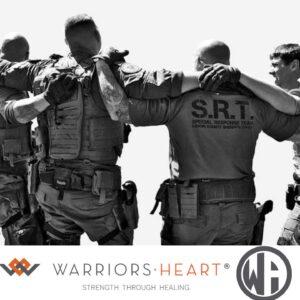 Warriors Heart STrength Through Healing Spooner