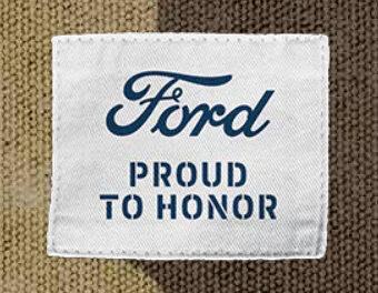 Ford's #ProudToHonor Program PLUS Native American Veteran Museum and Memorial
