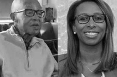 Worthy and Robertson Tell Their Stories for Black History Month