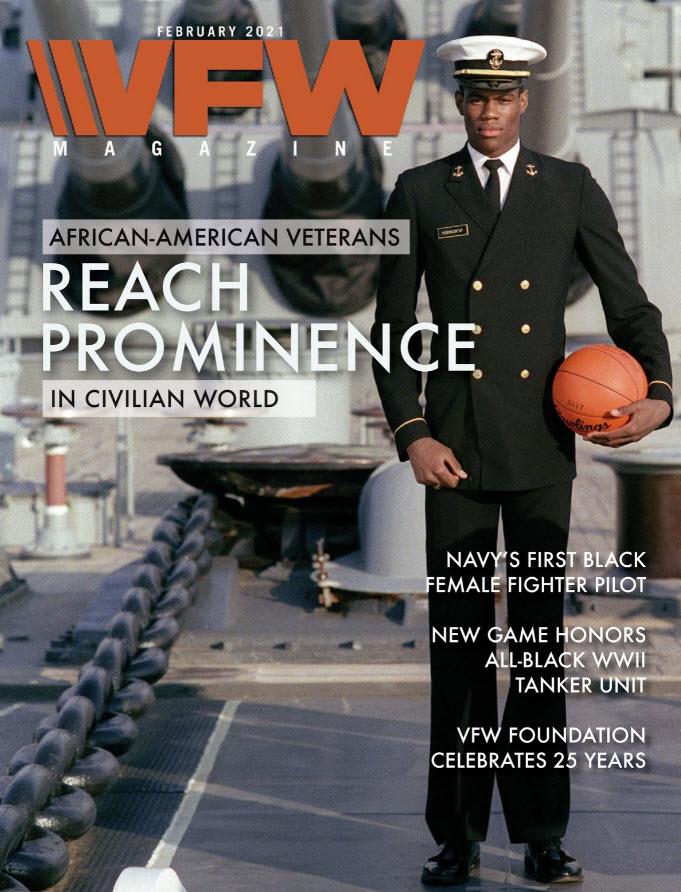 VFW Magazine February 2021 Issue