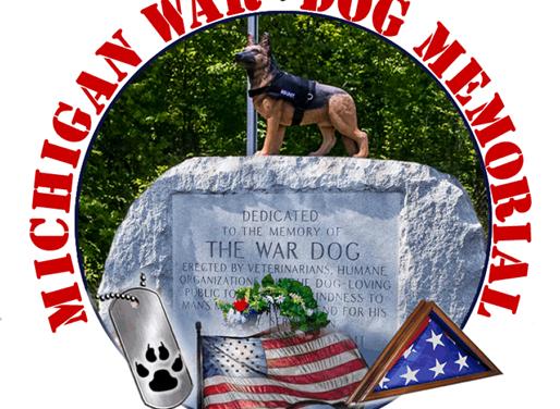 Tim O'Brien's Vietnam & Phil Weitlauf's War Dog Memorial