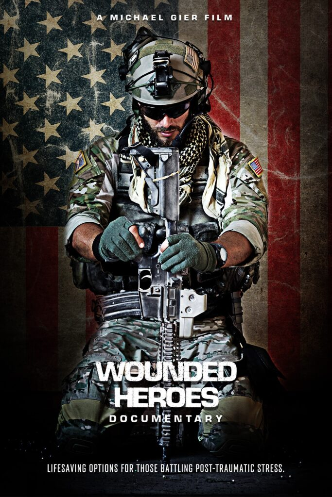 Wounded Heroes Michael Gier