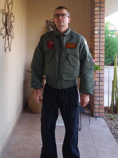 US Wings Top Gun Maverick Jacket Giveaway