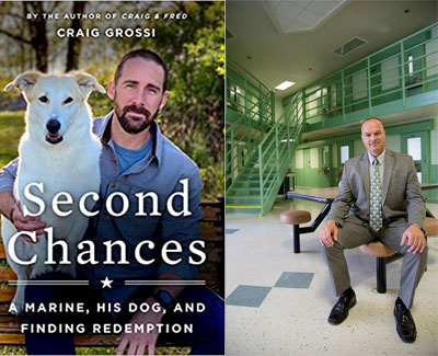 Positive Outcomes for Maine's Incarcerated Veterans and Heartwarming Story of Fred, a Service Dogs for Veterans