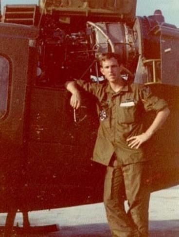 R Staunton Army VIP Pilot