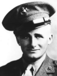 Dale Hansen WWII Marine MOH