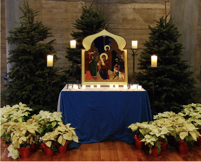Diocesan Family Christmas Lessons and Carols Service