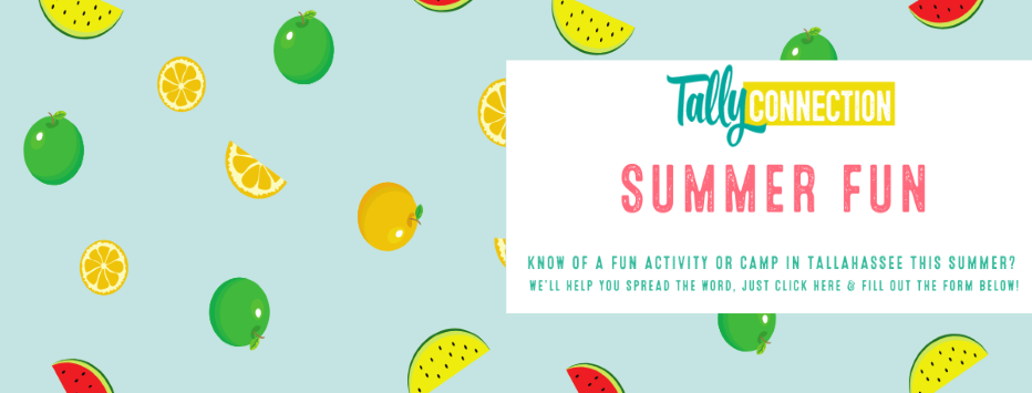 Tally Connection Summer Fun