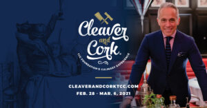Cleaver and Cork: The Cooking Demonstration @ Tallahassee Community College TCC (Turner Auditorium)
