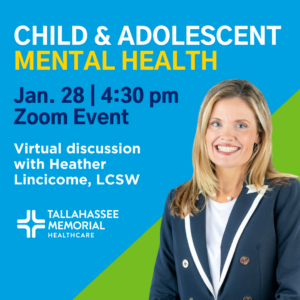Child & Adolescent Mental Health: Tools for Parents to Help Kids Cope @ Virtual