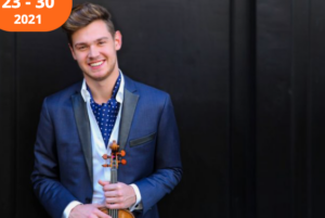Virtual Event Tallahassee Symphony Orchestra: An Evening with Blake Pouliot @ Virtual