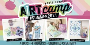 4 Day Summer Camp Morning Session - Animals, Rainbow Pom, Pillow, Sign @ AR Workshop Tallahassee | Tallahassee | Florida | United States