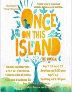 Once On This Island @ Amos P Godby High School Auditorium | Tallahassee | Florida | United States