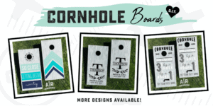 Cornhole Yard Game - Specialty Workshop! @ AR Workshop Tallahassee | Tallahassee | Florida | United States