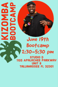 Kizomba Bootcamp and TSD Monthly Social @ Studio D | Tallahassee | Florida | United States