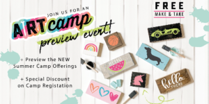Camp Preview Walk-in Event + FREE PROJECT @ AR Workshop Tallahassee | Tallahassee | Florida | United States