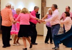 Square Dance Lessons:  Last chance to join us @ Tallahassee Senior Center - second floor ballroom | Tallahassee | Florida | United States