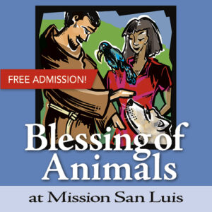 Blessing of Animals @ Mission San Luis | Tallahassee | Florida | United States