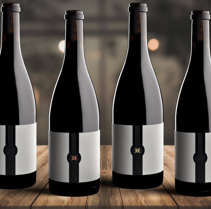Caelesta Wine Bottles