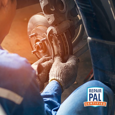 Repairpal Certified Auto service in Katy, TX