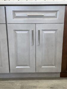 New Gray Raised Panel
