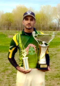Azrab Cheema 65 in the final against Punjab earned him the man-of-the-match award.