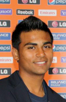 24 year-old Muhammad Ghous will lead the USA team in the