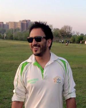 Mauzam Shah of Kings XI United provided a matching winning knock with the bat.