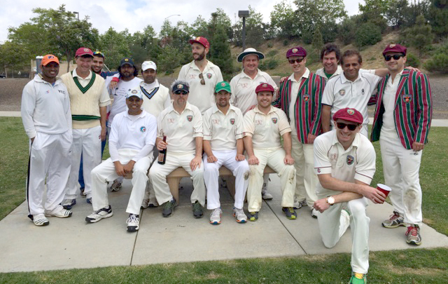 NVCC members pictured with San Diego CC members on the recent tour to San Diego.