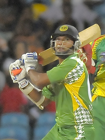 Sewnarine Chattergoon struck an unbeaten 75 as Richmond Hill Cricket Club beat Gladiators Cricket Club
