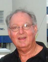 The late Tony Cozier. Photo courtesy of Lalta Persaud