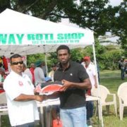 Guyana And Pakistan Off And Running