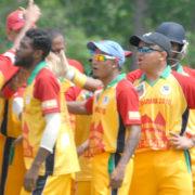 Guyana! Guyana! Guyana! Cricket! Cricket! Cricket!
