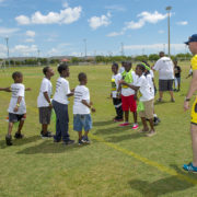 Jamaica Tallawahs And Hero CPL Conduct Coaching Clinic In Florida