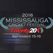 Mississauga T20 Cricket Festival Promised To Be Exhilarating