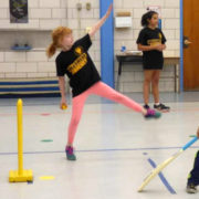 Maryland Hosts First-Ever American School Intramural Cricket Program