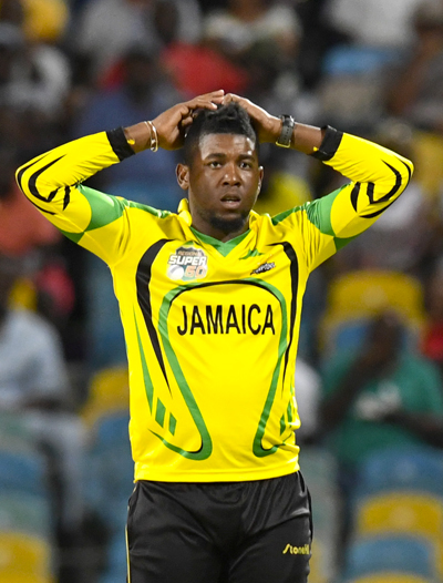 ICC Americas Stung By Jamaica Scorpions, Damion Jacobs