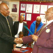 Professor Sir Hilary Beckles Inducted Into The Cricket Hall Of Fame
