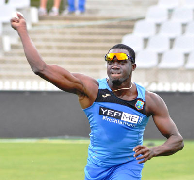 Jerome Taylor, cricketer jerome taylor, west indies player jerome taylor