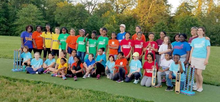 Maryland Launches First Girls-Only Cricket League In The USA